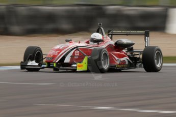World © Octane Photographic Ltd. Saturday 25th April 2015, MSVR F3 Cup Qualifying. Donington Park. Chris Dittmann Racing (CDR) – Kieran Vernon – Dallara F307 Mercedes HWA. Digital Ref: 1234CB7L7083