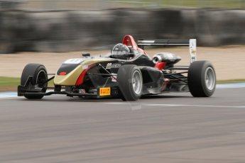 World © Octane Photographic Ltd. Saturday 25th April 2015, MSVR F3 Cup Qualifying. Donington Park. CF Racing - Daniel Tapinos – Dallara F311 NBE. Digital Ref: 1234CB7L7094