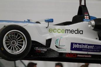 World © Octane Photographic Ltd. Saturday 25th April 2015, MSVR F3 Cup Qualifying. Donington Park. Grays Motorsport – Aaron Steele – Dallara F307 Mugen Honda. Digital Ref: 1234CB7L7187