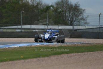 World © Octane Photographic Ltd. Saturday 25th April 2015, MSVR F3 Cup Qualifying. Donington Park. Chris Dittmann Racing (CDR) – Stuart Wiltshire – Dallara F306 Mercedes HWA. Digital Ref: 1234LB1D4059