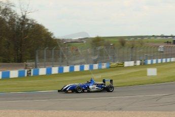 World © Octane Photographic Ltd. Saturday 25th April 2015, MSVR F3 Cup Qualifying. Donington Park. Chris Dittmann Racing (CDR) – Stuart Wiltshire – Dallara F306 Mercedes HWA. Digital Ref: 1234LW1L4488