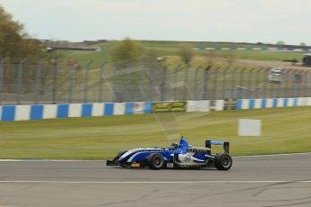 World © Octane Photographic Ltd. Saturday 25th April 2015, MSVR F3 Cup Qualifying. Donington Park. Chris Dittmann Racing (CDR) – Stuart Wiltshire – Dallara F306 Mercedes HWA. Digital Ref: 1234LW1L4550