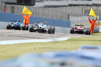 World © Octane Photographic Ltd. Saturday 25th April 2015, MSVR F3 Cup Race 1. Donington Park. Chris Dittmann Racing (CDR) – Kieran Vernon – Dallara F307 Mercedes HWA. Digital Ref: 1235CB7L7214