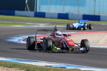 World © Octane Photographic Ltd. Sunday 26th April 2015, MSVR F3 Cup Race 3. Donington Park. Chris Dittmann Racing (CDR) – Kieran Vernon – Dallara F307 Mercedes HWA. Digital Ref: 1237LB1D4652