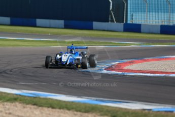 World © Octane Photographic Ltd. Sunday 26th April 2015, MSVR F3 Cup Race 3. Donington Park. Chris Dittmann Racing (CDR) – Stuart Wiltshire – Dallara F306 Mercedes HWA. Digital Ref: 1237LB1D4656