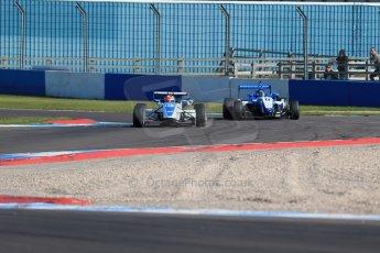 World © Octane Photographic Ltd. Sunday 26th April 2015, MSVR F3 Cup Race 3. Donington Park. Grays Motorsport – Aaron Steele – Dallara F307 Mugen Honda. Digital Ref: 1237LB1D4692