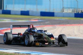 World © Octane Photographic Ltd. Sunday 26th April 2015, MSVR F3 Cup Race 3. Donington Park. Omicron Motorsport - Jacopo Sebastiani – Dallara F307 Volkswagen Speiss. Digital Ref: 1237LB1D4723