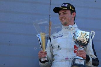 World © Octane Photographic Ltd. Sunday 26th April 2015, MSVR F3 Cup Race 3. Donington Park. Chris Dittmann Racing (CDR) – Kieran Vernon – Dallara F307 Mercedes HWA. Digital Ref: 1237LB1D4852