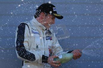World © Octane Photographic Ltd. Sunday 26th April 2015, MSVR F3 Cup Race 3. Donington Park. Chris Dittmann Racing (CDR) – Kieran Vernon – Dallara F307 Mercedes HWA. Digital Ref: 1237LB1D4888