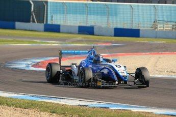 World © Octane Photographic Ltd. Sunday 26th April 2015, MSVR F3 Cup Race 3. Donington Park. Chris Dittmann Racing (CDR) – Stuart Wiltshire – Dallara F306 Mercedes HWA. Digital Ref: 1237LW1L4806