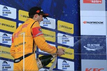 World © Octane Photographic Ltd. FIA European F3 Championship, Silverstone Race 3 overall podium, UK, Sunday 12th April 2015. Jagonya Ayam with Carlin – Antonia Giovinazzi, Dallara F312 – Volkswagen. Digital Ref : 1224LW1L0979