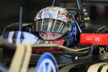 World © Octane Photographic Ltd. FIA European F3 Championship, Silverstone test day, UK, Tuesday 7th April 2015. Signature – Alexander Albon, Dallara F312 – Volkswagen. Digital Ref : 1216LB1D3774
