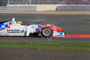 World © Octane Photographic Ltd. FIA European F3 Championship, Silverstone test day, UK, Tuesday 7th April 2015. Prema Powerteam – Jake Dennis, Dallara F312 – Mercedes-Benz. Digital Ref : 1216LB1D4072