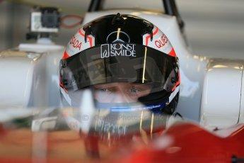 World © Octane Photographic Ltd. FIA European F3 Championship, Silverstone test day, UK, Tuesday 7th April 2015. Prema Powerteam – Felix Rosenqvist, Dallara F312 – Mercedes-Benz. Digital Ref : 1216LB1D4362