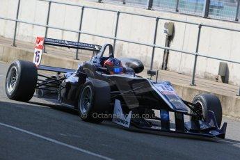World © Octane Photographic Ltd. FIA European F3 Championship, Silverstone test day, UK, Tuesday 7th April 2015. Eurointernational – Nicolas Beer, Dallara F312 – Mercedes-Benz. Digital Ref :