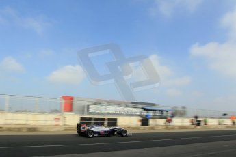 World © Octane Photographic Ltd. FIA European F3 Championship, Silverstone test day, UK, Tuesday 7th April 2015. Fortec Motorsports – Zhi Cong Li, Dallara F312 – Mercedes-Benz. Digital Ref : 1216LW1L8576