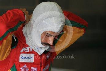 World © Octane Photographic Ltd. FIA Formula E testing – Donington Park 10th August 2015, ABT Shaeffler FE01. ABT Shaeffler Audi Sport – Lucas di Grassi. Digital Ref : 1366LB1D4298