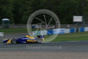 World © Octane Photographic Ltd. FIA Formula E testing – Donington Park 10th August 2015, Renault Z.E.15. Renault e.Dams – Nicolas Prost. Digital Ref : 1366LB1D4551