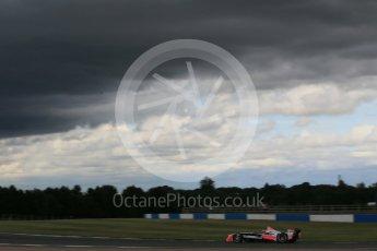 World © Octane Photographic Ltd. FIA Formula E testing – Donington Park 10th August 2015, Mahindra M2ELECTRO. Mahindra – Bruno Senna. Digital Ref : 1366LB1D4605