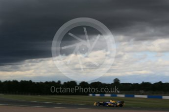 World © Octane Photographic Ltd. FIA Formula E testing – Donington Park 10th August 2015, Renault Z.E.15. Renault e.Dams – Nicolas Prost. Digital Ref : 1366LB1D4611