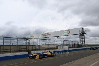 World © Octane Photographic Ltd. FIA Formula E testing – Donington Park 10th August 2015, Renault Z.E.15. Renault e.Dams – Nicolas Prost. Digital Ref : 1366LB7D4250