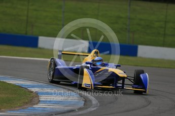 World © Octane Photographic Ltd. FIA Formula E testing – Donington Park 11th August 2015, Renault Z.E.15. Renault e.Dams – Nicolas Prost. Digital Ref : 1367LB1D4889