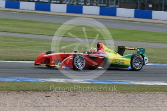 World © Octane Photographic Ltd. FIA Formula E testing – Donington Park 11th August 2015, ABT Shaeffler FE01. ABT Shaeffler Audi Sport – Daniel Abt. Digital Ref : 1367LB1D5117