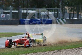 World © Octane Photographic Ltd. FIA Formula E testing – Donington Park 11th August 2015, ABT Shaeffler FE01. ABT Shaeffler Audi Sport – Daniel Abt. Digital Ref : 1367LB1D5174