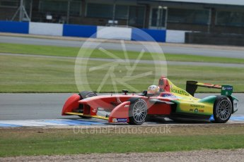 World © Octane Photographic Ltd. FIA Formula E testing – Donington Park 11th August 2015, ABT Shaeffler FE01. ABT Shaeffler Audi Sport – Daniel Abt. Digital Ref : 1367LB1D5245
