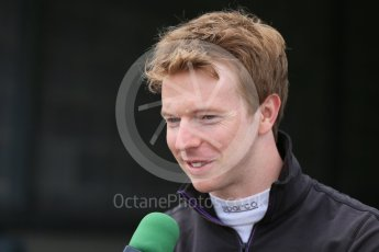 World © Octane Photographic Ltd. FIA Formula E testing – Donington Park 17th August 2015, NEXTEV TCR FormulaE 001. NEXTEV TCR – Oliver Turvey. Digital Ref : 1368LB1D5393