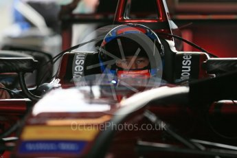 World © Octane Photographic Ltd. FIA Formula E testing – Donington Park 17th August 2015, Venturi VM200-FE-01. Dragon Racing – Loic Duval. Digital Ref : 1368LB1D5506