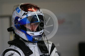 World © Octane Photographic Ltd. FIA Formula E testing – Donington Park 17th August 2015, Virgin DSV-01. DS Virgin Racing – Sam Bird. Digital Ref : 1368LB1D5791