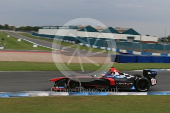 World © Octane Photographic Ltd. FIA Formula E testing – Donington Park 17th August 2015, Venturi VM200-FE-01. Venturi – Jacques Villeneuve. Digital Ref : 1368LB1D5944