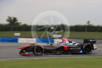 World © Octane Photographic Ltd. FIA Formula E testing – Donington Park 17th August 2015, Venturi VM200-FE-01. Venturi – Jacques Villeneuve. Digital Ref : 1368LB1D5969