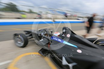 World © Octane Photographic Ltd. FIA Formula E testing – Donington Park 17th August 2015, Virgin DSV-01. DS Virgin Racing – Sam Bird. Digital Ref : 1368LB5D2678
