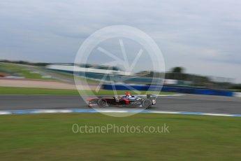 World © Octane Photographic Ltd. FIA Formula E testing – Donington Park 17th August 2015, Venturi VM200-FE-01. Venturi – Jacques Villeneuve. Digital Ref : 1368LB5D2821