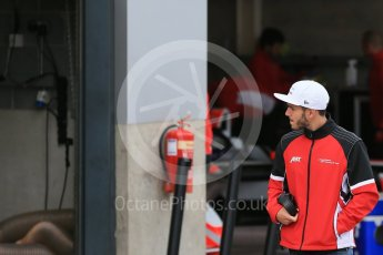 World © Octane Photographic Ltd. FIA Formula E testing – Donington Park 18th August 2015, ABT Shaeffler FE01. ABT Shaeffler Audi Sport – Daniel Abt. Digital Ref : 1369LB1D6098