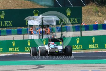 World © Octane Photographic Ltd. Williams Martini Racing FW37 – Felipe Massa. Friday 24th July 2015, F1 Hungarian GP Practice 2, Hungaroring, Hungary. Digital Ref: 1348CB7D8148