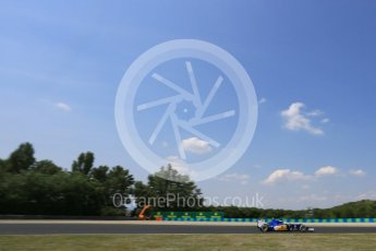 World © Octane Photographic Ltd. Sauber F1 Team C34-Ferrari – Marcus Ericsson. Friday 24th July 2015, F1 Hungarian GP Practice 2, Hungaroring, Hungary. Digital Ref: 1348LB5D0678