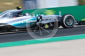 World © Octane Photographic Ltd. Mercedes AMG Petronas F1 W06 Hybrid – Nico Rosberg. Saturday 25th July 2015, F1 Hungarian GP Practice 3, Hungaroring, Hungary. Digital Ref: 1352CB7D8341