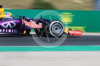 World © Octane Photographic Ltd. Infiniti Red Bull Racing RB11 – Daniel Ricciardo. Saturday 25th July 2015, F1 Hungarian GP Practice 3, Hungaroring, Hungary. Digital Ref: 1352CB7D8419