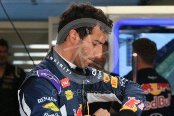 World © Octane Photographic Ltd. Infiniti Red Bull Racing RB11 – Daniel Ricciardo. Saturday 25th July 2015, F1 Hungarian GP Practice 3, Hungaroring, Hungary. Digital Ref: 1352LB1D0035