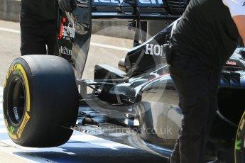 World © Octane Photographic Ltd. McLaren Honda MP4/30 – Fernando Alonso. Saturday 25th July 2015, F1 Hungarian GP Practice 3, Hungaroring, Hungary. Digital Ref: 1352LB1D9715