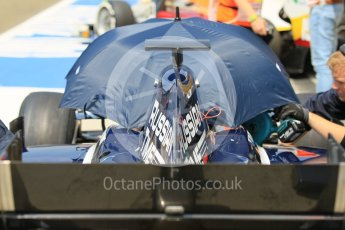 World © Octane Photographic Ltd. Friday 24th July 2015. Russian Time – Mitch Evans. GP2 Practice Session – Hungaroring, Hungary. Digital Ref. :