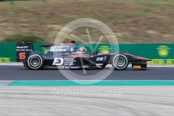 World © Octane Photographic Ltd. Friday 24th July 2015. ART Grand Prix – Nobuharu Matsushita. GP2 Practice Session – Hungaroring, Hungary. Digital Ref. :