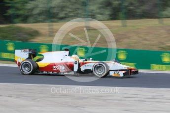 World © Octane Photographic Ltd. Friday 24th July 2015. Campos Racing – Arthur Pic. GP2 Practice Session – Hungaroring, Hungary. Digital Ref. :