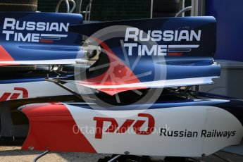 World © Octane Photographic Ltd. Friday 24th July 2015. Russian Time. GP2 Practice Session – Hungaroring, Hungary. Digital Ref. : 1347CB7D7931