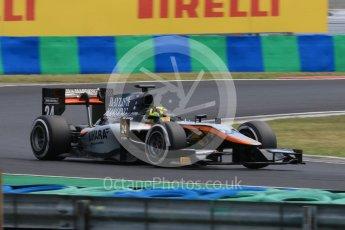 World © Octane Photographic Ltd. Friday 24th July 2015. Hilmer Motorsport – Nick Yelloly. GP2 Practice Session – Hungaroring, Hungary. Digital Ref. :