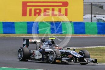 World © Octane Photographic Ltd. Friday 24th July 2015. Russian Time – Artem Markelov. GP2 Practice Session – Hungaroring, Hungary. Digital Ref. :