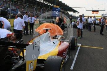 World © Octane Photographic Ltd. Saturday 25th July 2015. Campos Racing – Arthur Pic. GP2 Race 1 – Hungaroring, Hungary. Digital Ref. : 1354CB7D8712